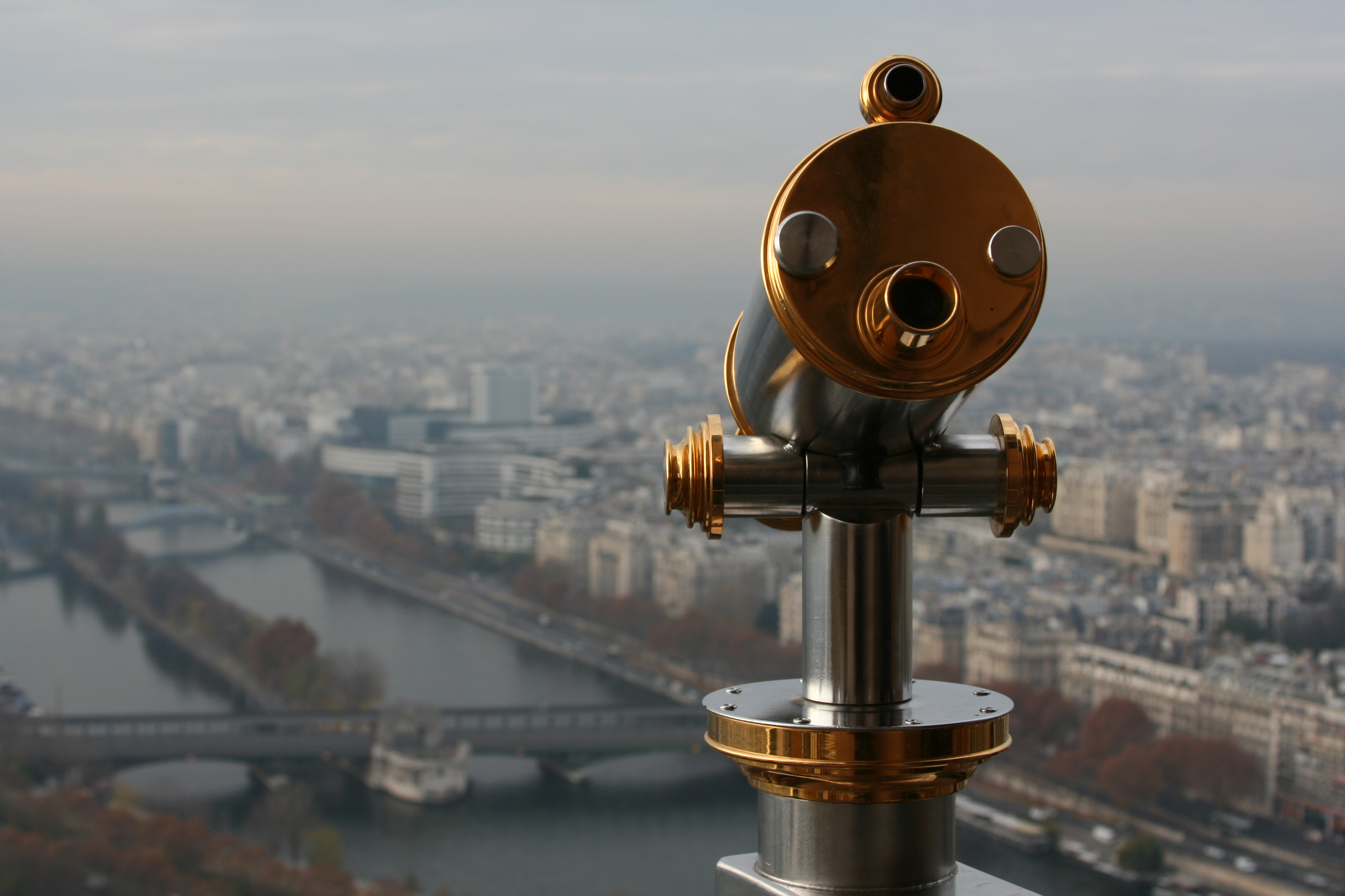 Paris 2011 View of the city